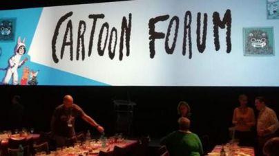 Gran Canaria promociona a sus siete estudios de animación ante los mil participantes del Cartoon Forum