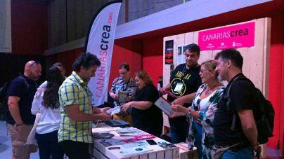 Canarias promociona sus espectáculos de artes escénicas en la Feria Internacional de Teatro y Danza de Huesca