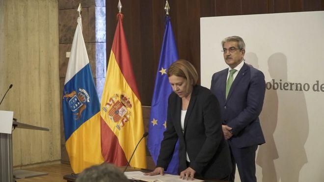 Román Rodríguez defiende la máxima apertura de la Vicepresidencia a la sociedad canaria