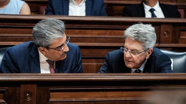 El Gobierno de Canarias estudiará derogar los artículos sobre transfuguismo de la Ley Spínola