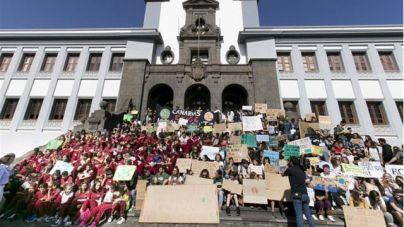 El 81% del profesorado de la ULL secunda la huelga mundial por el clima