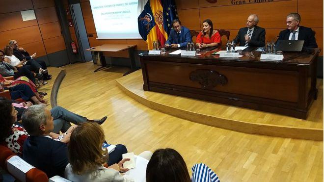 Gobierno y OMT coinciden en la necesidad de cambiar el actual modelo turístico