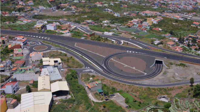 Obras Públicas ordena el inicio de las obras del tramo que cierra del Anillo Insular de Tenerife