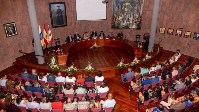 El Silbo Gomero celebra diez años como Patrimonio con un homenaje al 'silbo vivo'