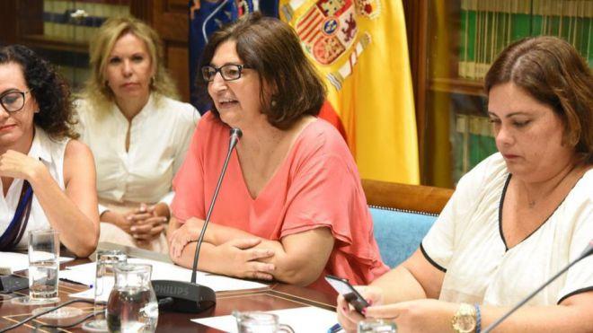 María José Guerra priorizará la educación infantil, la renovación de plantillas y el plan de entornos educativos