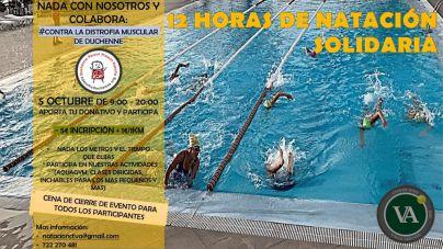 Natación solidaria el 5 de octubre en La Palma