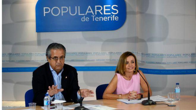"El PP considera ""nefasto"" para Canarias ésta fallida legislatura"
