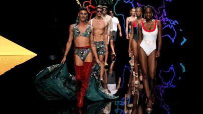 La Semana de la Moda Baño de Gran Canaria arranca con la energía creativa del talento emergente isleño