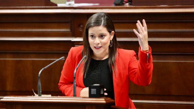 Yaiza Castilla anuncia que se ha recuperado el 58% de las plazas turísticas afectadas por el cierre de Thomas Cook