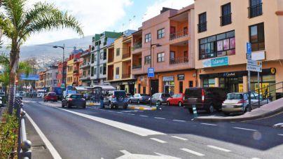 Un posible delito de violencia de género deriva en un accidente automovilístico en Santa Úrsula
