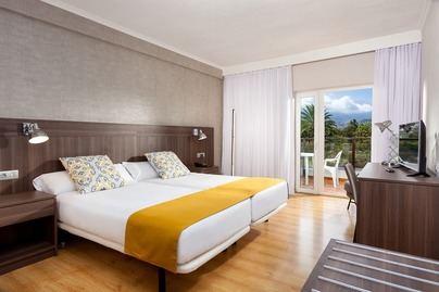 El hotel TRH Taoro Garden presenta unas instalaciones renovadas