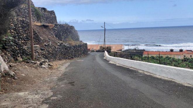 Hermigua ensanchará el acceso al litoral del municipio