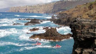 La familia identifica el cuerpo del joven de 23 años desaparecido en la costa de Puerto de la Cruz