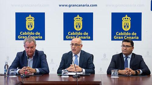 Cabildo y el Gobierno establecen como prioridad el soterramiento del enlace de Belén María