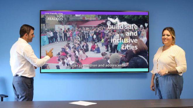 Los Realejos representará a España en la Cumbre Mundial de Ciudades Amigas de la Infancia en Alemania