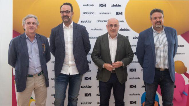 La serie de animación Pocoyó se producirá en Gran Canaria con una inversión de 3 millones de euros