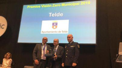 El Congreso Nacional de Movilidad reconoce la labor desarrollada por Telde en materia de seguridad vial