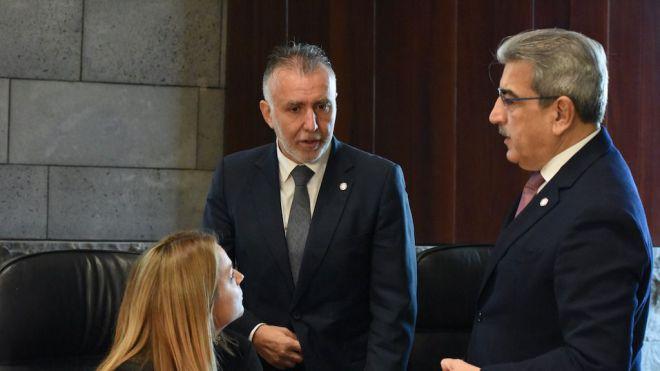 El Gobierno aprueba los convenios para atender la violencia de género en Gran Canaria y Tenerife