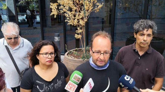 'El Juzgado de Guardia de Tenerife vulnera los derechos de los ciudadanos y la seguridad de los trabajadores'