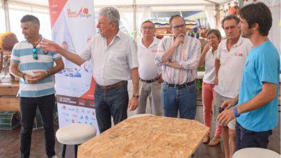 Cuenta atrás en Las Palmas de Gran Canaria para la llegada de la Mini-Transat