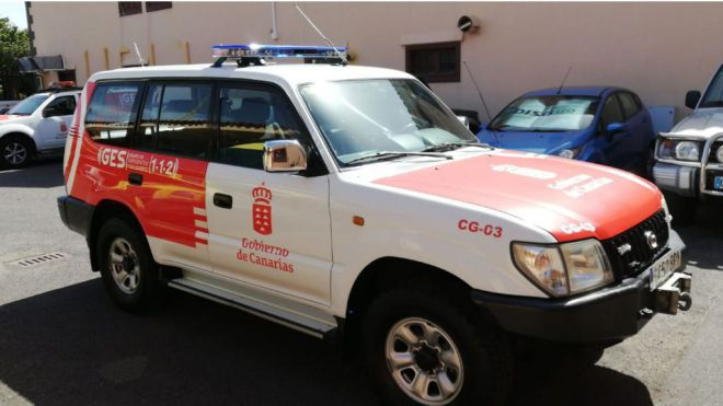 Unidades de Seguridad y Emergencias de Canarias participarán en el desfile de la Fiesta Nacional