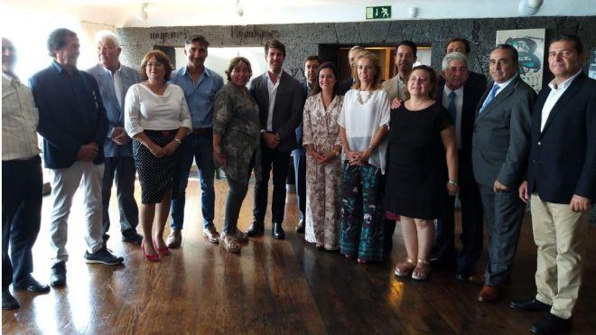 La Federación Turística de Lanzarote nace con más de 300 empresas