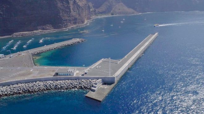ASG propone la inclusión en el Puerto de Vueltas de una línea marítima con obligación de servicio público