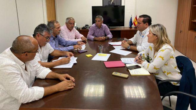 El Gobierno canario recoge las peticiones de Asepalma y ASPA para la isla de La Palma