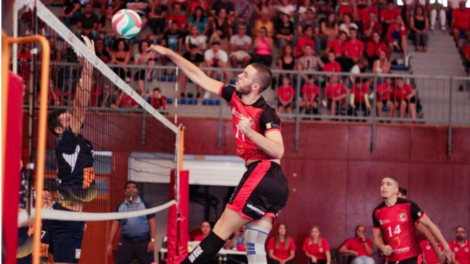 Victoria de Suac San Roque que lidera la clasificación