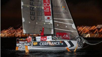 Los primeros veleros de la Mini Transat ya se encuentran en Las Palmas de Gran Canaria