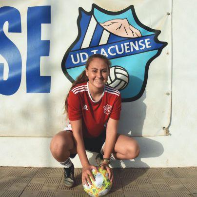 Sara Niz, llamada por la selección española