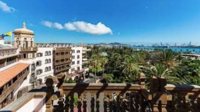 'Santa Catalina, a Royal Hideaway Hotel' de Las Palmas de Gran Canaria nombrado mejor hotel histórico de lujo de Europa