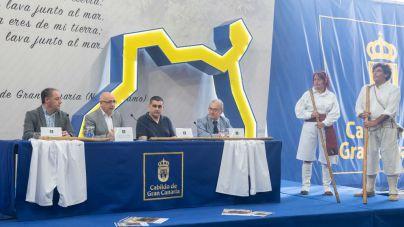 """La luchada solidaria """"Reverdece Gran Canaria"""" prepara sorteos y espectáculo vernáculo destinado a recuperar la cumbre"""