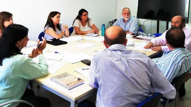 Patrimonio Cultural forma un equipo de trabajo para el estudio del poblamiento aborigen de Canarias