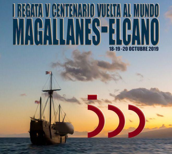 Santa Cruz conmemora el V Centenario de la Vuelta al mundo de Magallanes con una regata