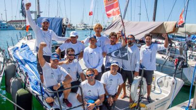 El Adrián Hoteles-Macaronesia tomará parte este fin de semana en la prestigiosa regata Rolex Middle Sea Race