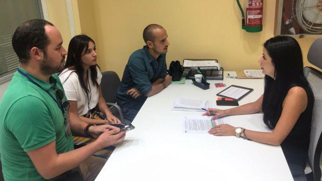 La plataforma SOS DOCENTES solicita ayuda al Parlamento Canario