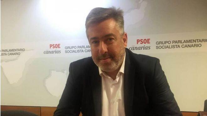 El PSOE lamenta el «oportunismo político» de CC con los fondos del FDCAN