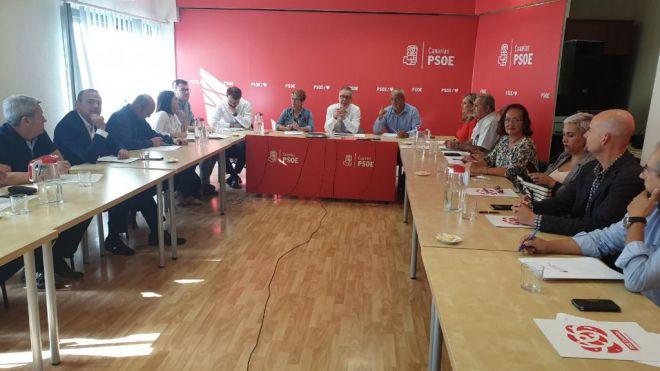 El PSOE cierra filas en la defensa de los Presupuestos para 2020