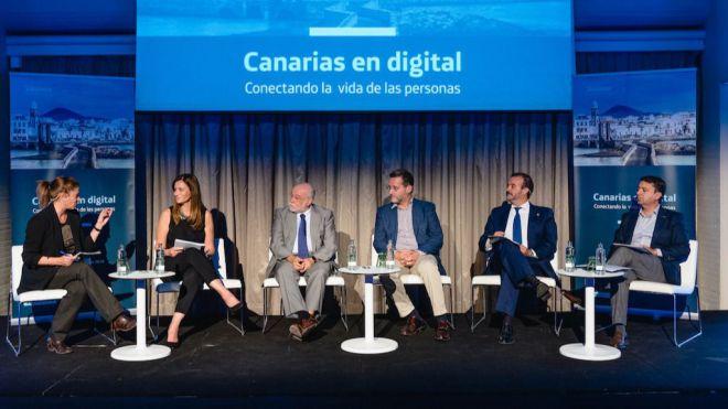 Canarias supera la media nacional en disponibilidad de acceso a internet