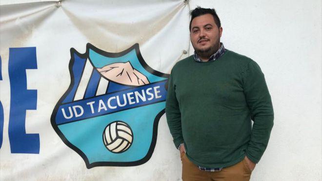 Jorge Juan Castro, nuevo entrenador del Tacuense