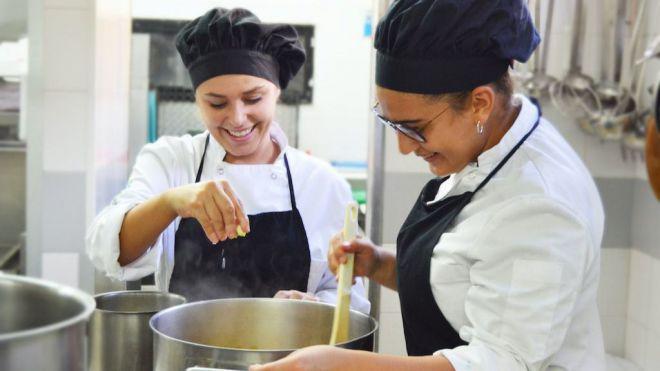 Dos alumnas de Hecansa son semifinalistas del concurso nacional GM Chef 2019