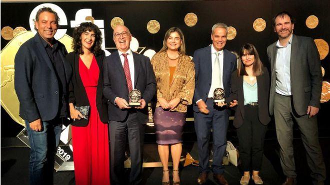 La marca Islas Canarias galardonada en los prestigiosos Premios Eficacia 2019