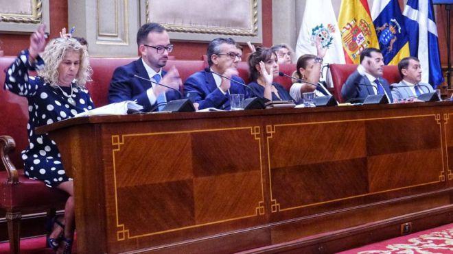 """""""La oposición toma la iniciativa ante la parálisis del grupo de gobierno"""""""