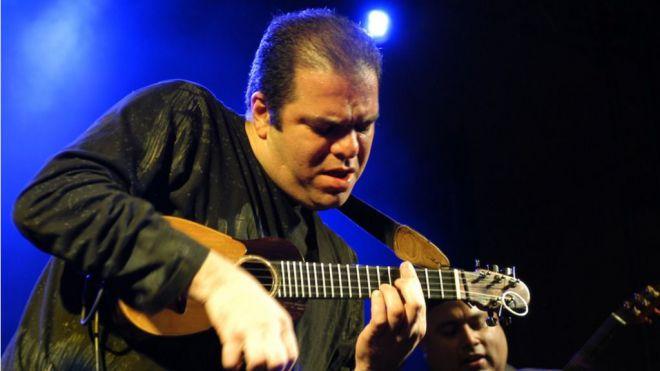 Musicando celebra el 50.º aniversario del timplista José Antonio Ramos