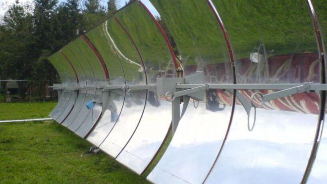 ULPGC estudia la viabilidad de unos colectores de tamaño reducido de energia solar para uso residencial