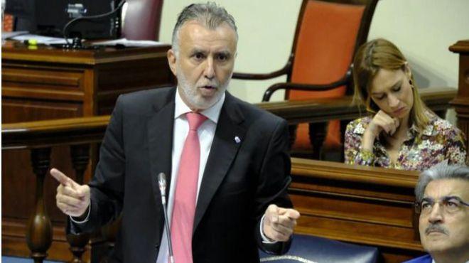 Torres niega que su propuesta del IGIC y el Fdcan suponga un 'sablazo' a las corporaciones locales
