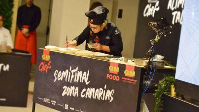 Una alumna de Hecansa por clasificarse para la final nacional del concurso GM Chef 2019