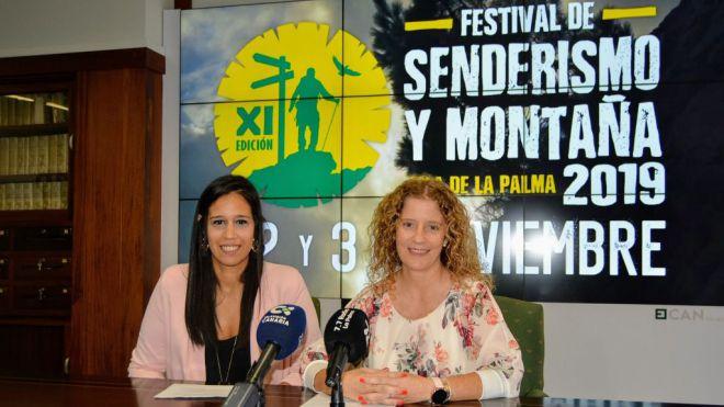 Arranca la 11ª edición del Festival Internacional de Senderismo y Montaña de La Palma