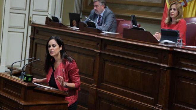 """Espino: """"Exigimos al Gobierno de Canarias que cumpla con la ley de RTVC"""""""